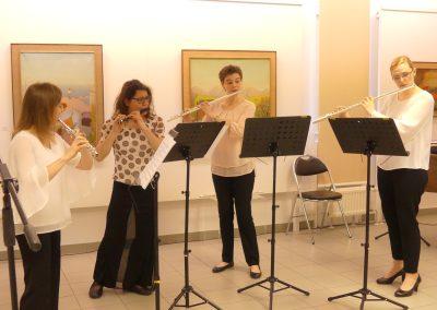 Koncert kvarteta Traverso