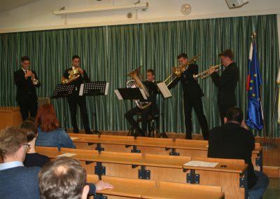 Koncert Schaka kvinteta